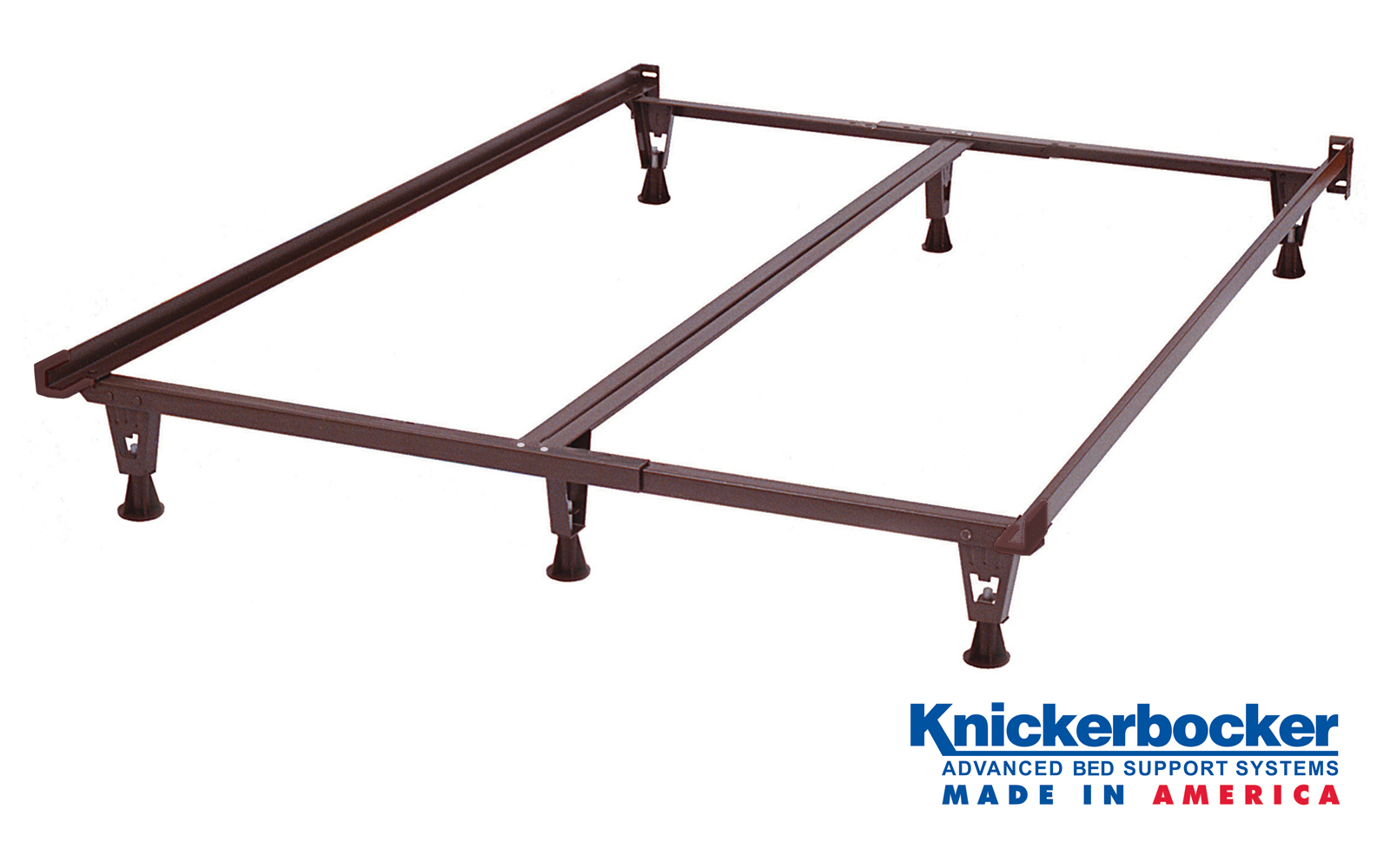 The Ultima Bed Frame With Glides Knickerbocker Bed