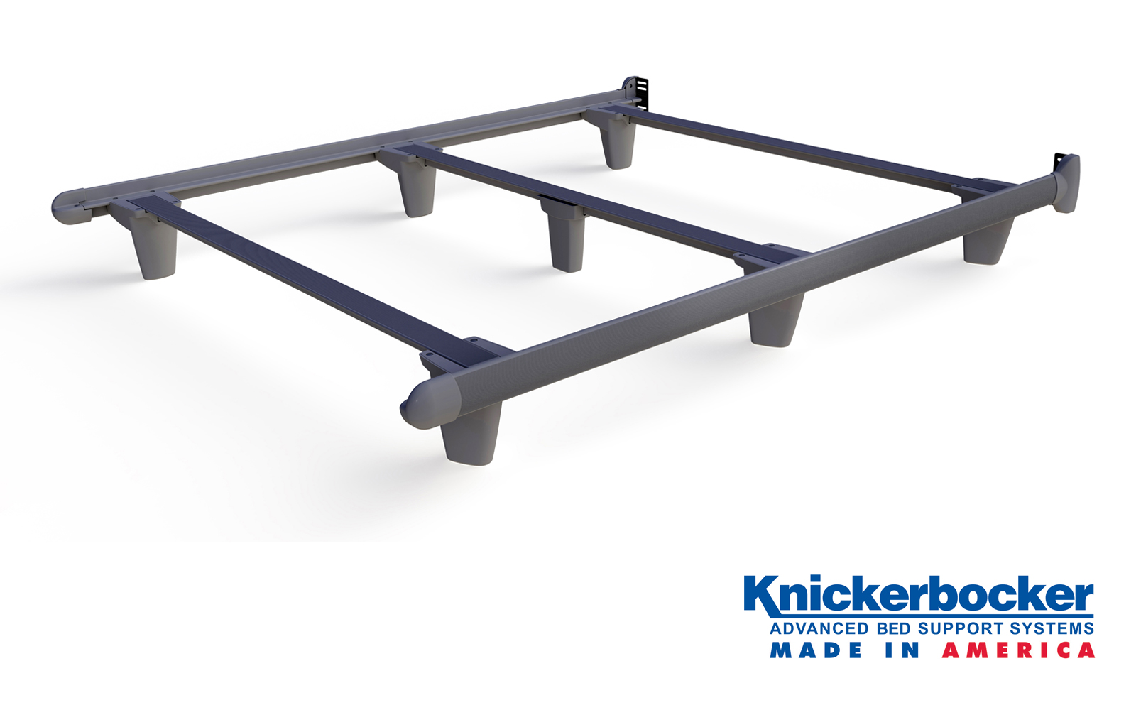 Queen Embrace Bed Frame Knickerbocker Bed Frame Company