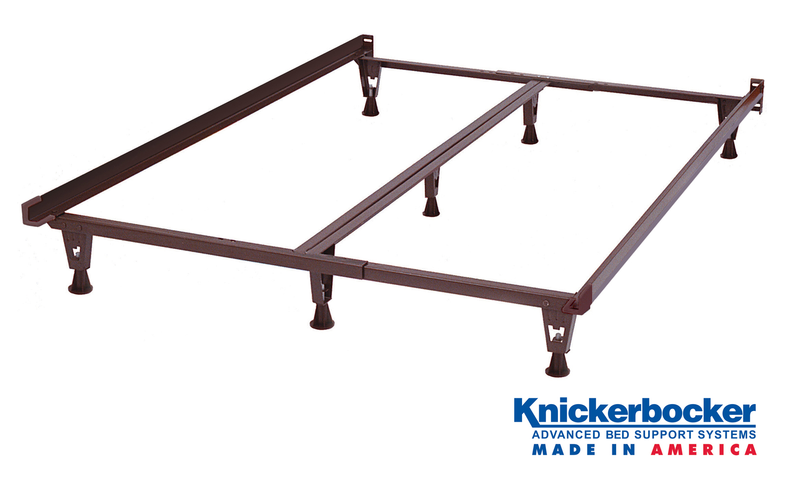 The Monster Bed Frame With Glides Knickerbocker Bed