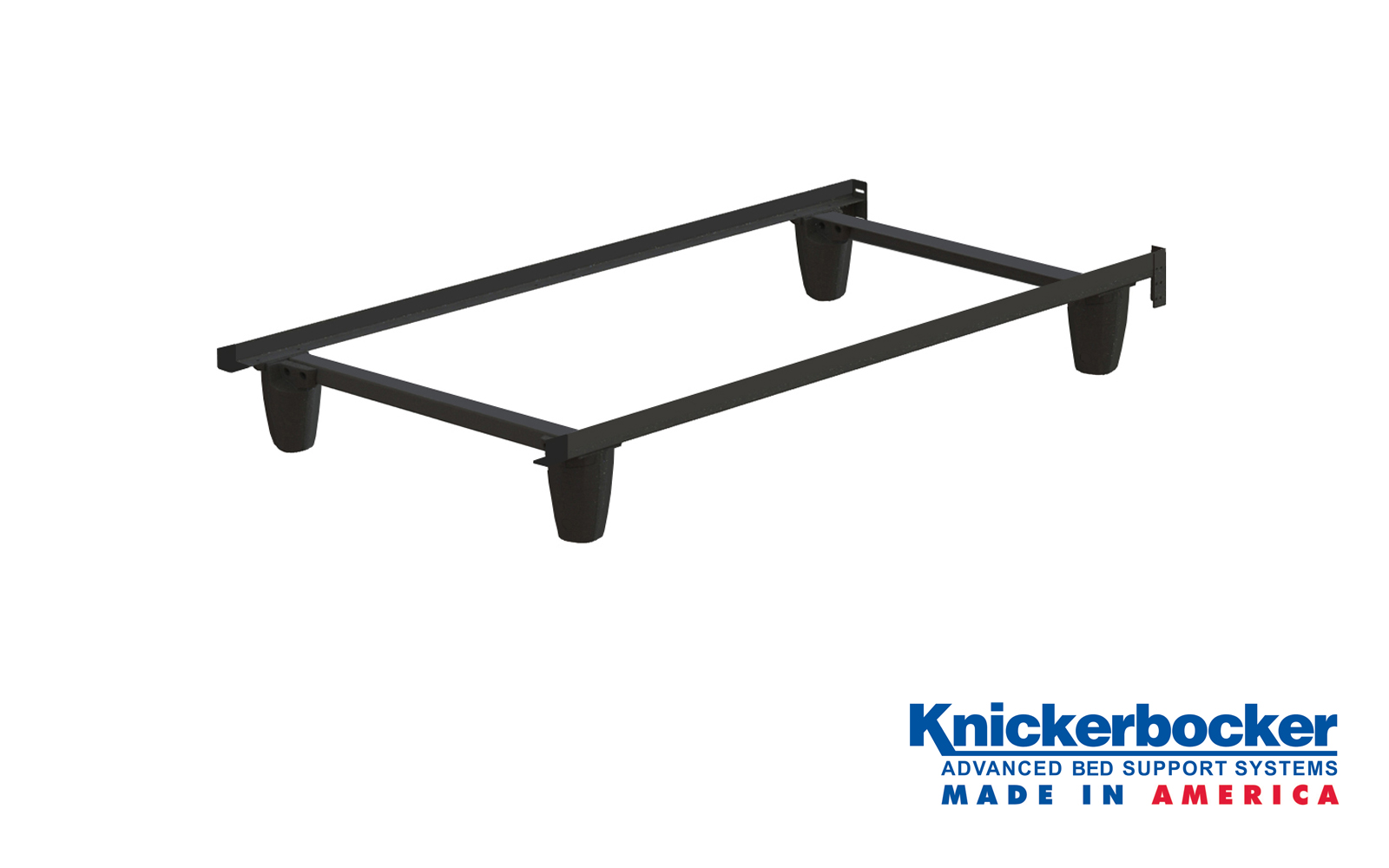 Twin Engauge Hybrid Bed Frame Knickerbocker Bed Frame